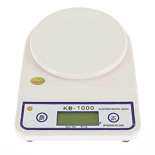 디지털주방저울1kg(kb-1000)