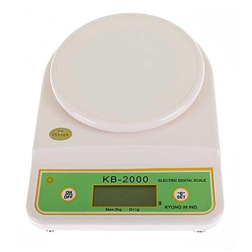 경인 디지털 주전자저울-2kg(kb-2000)