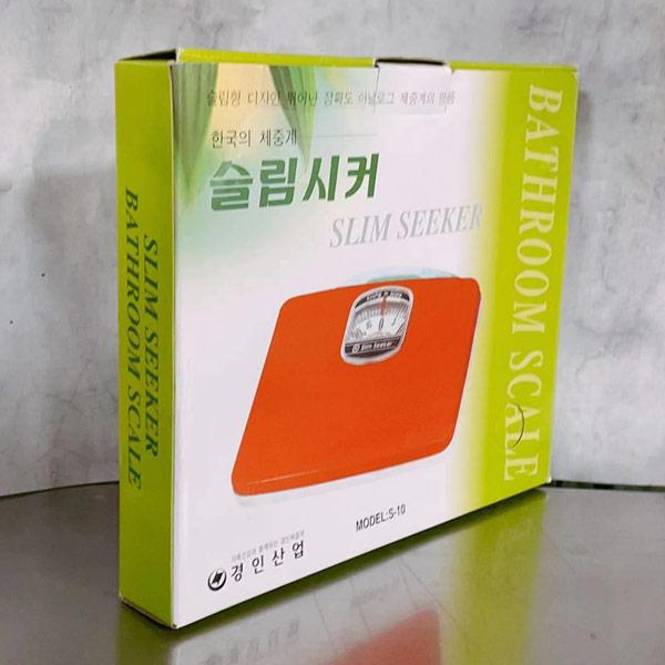 경인 슬림시커 체중계(s-10)