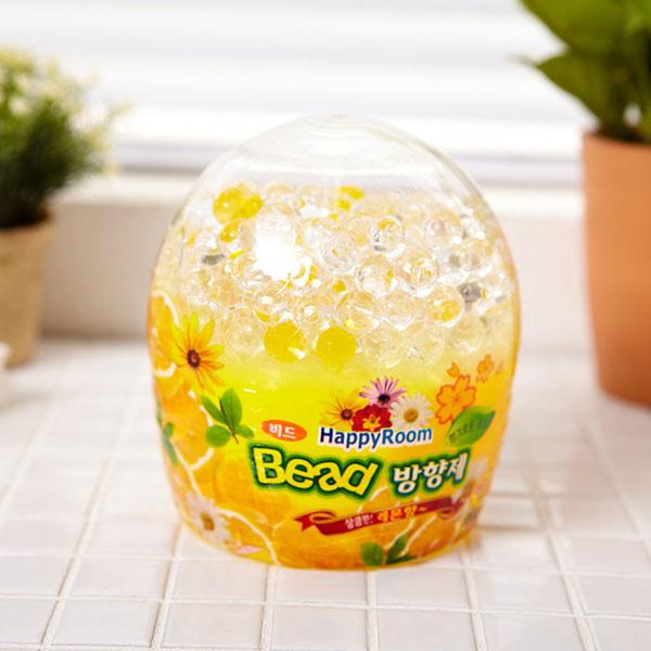 [더산콜]해피룸비드방향제 레몬