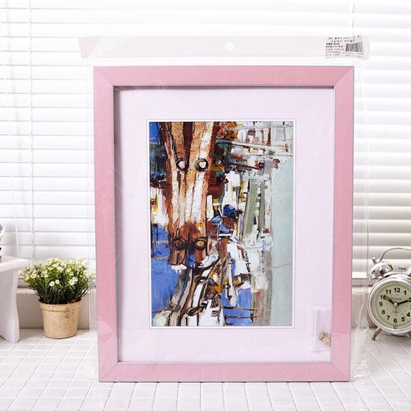 대성 자스민액자 핑크 11x14s
