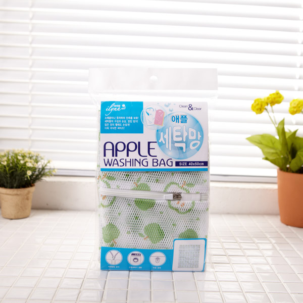 애플세탁망(40x50)-색상랜덤