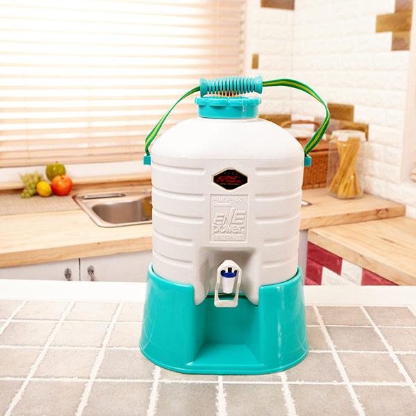 [더산콜]엔파워 물탱크-항균 꼭지-10L