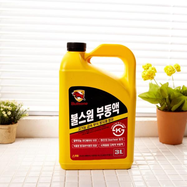불스원 부동액 3L
