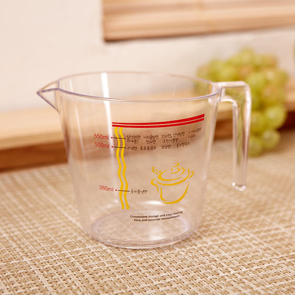 라면물계량컵 500ml