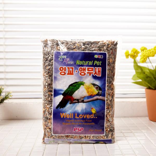 잉꼬앵무새사료 700g