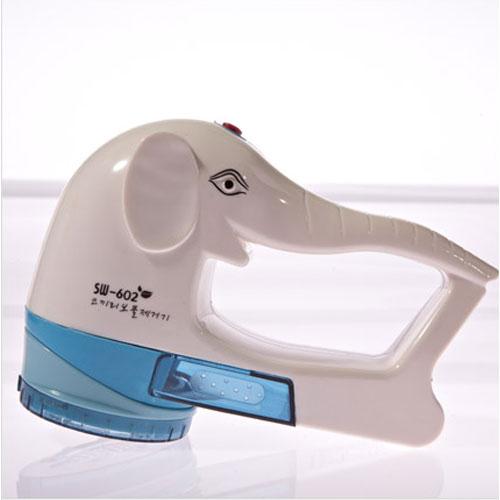 코끼리보풀제거기 [제작 대량 도매 로고 인쇄 레이저 마킹 각인 나염 실크 uv 포장 공장 문의는 네이뽕]